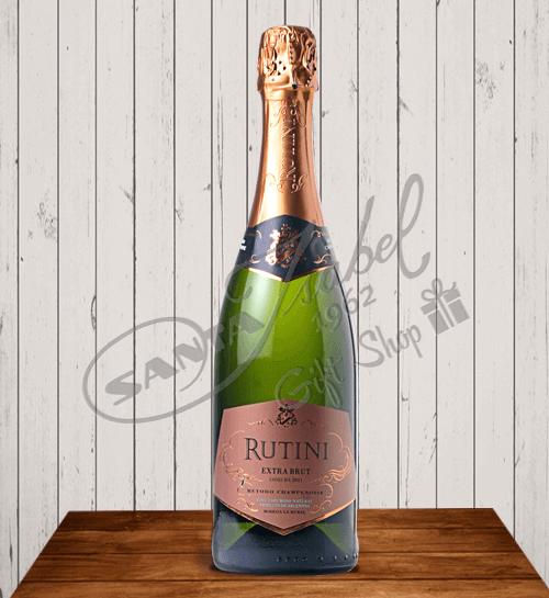 Champagne Rutini Extra Brut 750 cc