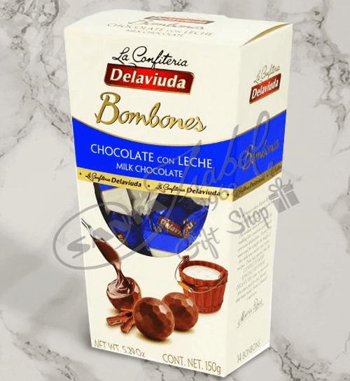 Chocolates Rellenos 150 gramos Delaviuda